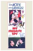 "My Favorite Spy - 11"" x 17"""