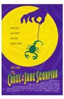 "The Curse of the Jade Scorpion - 11"" x 17"""