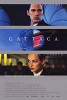 """Gattaca Saturn & Cellular Biology - 11"""" x 17"""""""