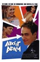 "About Adam - 11"" x 17"""