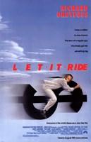 "Let it Ride - 11"" x 17"""