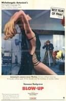 "Blow Up Best Film of 1966 - 11"" x 17"", FulcrumGallery.com brand"