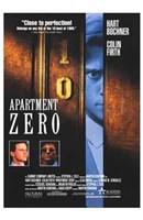 "Apartment Zero - 11"" x 17"""