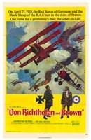 """Von Richthofen and Brown - 11"""" x 17"""""""