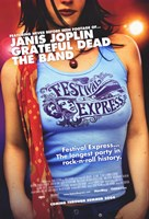 "Festival Express - 11"" x 17"""
