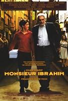 "Monsieur Ibrahim - 11"" x 17"""