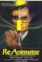 "Re-Animator Bruce Abbott - 11"" x 17"""
