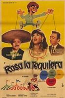 "Rosa  La Tequilera - 11"" x 17"""