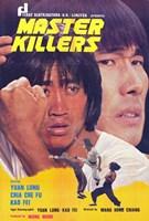 "Master Killers - 11"" x 17"""
