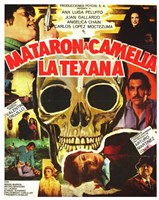 "Mataron a Camelia La Texana - 11"" x 17"""
