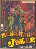 "My Name is Joker - 11"" x 17"""