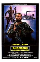 "Django Strikes Again - 11"" x 17"" - $15.49"