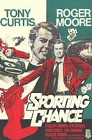 "Sporting Chance - 11"" x 17"" - $15.49"