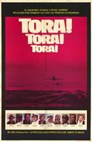 "Tora! Tora! Tora! Spanish Red - 11"" x 17"""