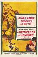"""Harry Black and the Tiger - 11"""" x 17"""" - $15.49"""