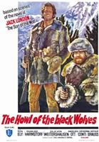 "Howl of the Black Wolves - 11"" x 17"""