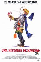 "A Christmas Story Spanish - 11"" x 17"""