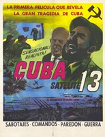 "Cuba Satelite 13 - 11"" x 17"", FulcrumGallery.com brand"
