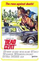 "Dead Cert - 11"" x 17"", FulcrumGallery.com brand"
