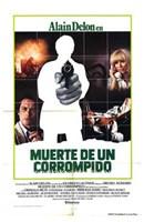 """Death of a Corrupt Man - 11"""" x 17"""""""