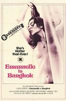 """Emmanuelle in Bangkok, 1978, 1978 - 11"""" x 17"""""""