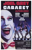 "Cabaret (Broadway) Alyson Reed - 11"" x 17"""