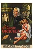 Count Dracula Fine Art Print