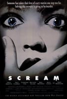 Scream Movie Framed Print