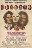"""Frankenstein: the True Story - 11"""" x 17"""""""