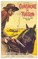"Gunsmoke in Tucson - 11"" x 17"""