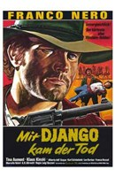 "Django  His Pride and Vengeance - 11"" x 17"", FulcrumGallery.com brand"