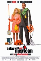 """A Day Without a Mexican - 11"""" x 17"""" - $15.49"""