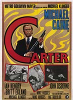 "Get Carter Michael Caine - 11"" x 17"""