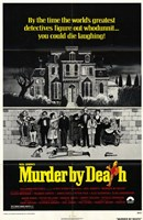 "Murder By Death - 11"" x 17"", FulcrumGallery.com brand"