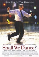 Shall We Dance Richard Gere Wall Poster