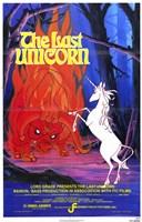 "11"" x 17"" the Last Unicorn"