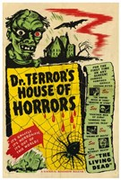 Dr Terror's House of Horrors Wall Poster