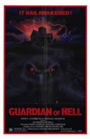 """Guardian of Hell - 11"""" x 17"""""""