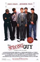 "The Wrong Guy - 11"" x 17"", FulcrumGallery.com brand"