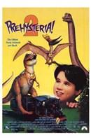 """Prehysteria! 2 - 11"""" x 17"""" - $15.49"""