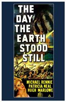 The Day the Earth Stood Still Patricia Neal Tall Wall Poster