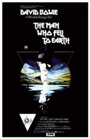 The Man Who Fell to Earth by David Bowie Fine Art Print