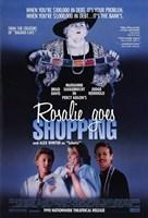 "Rosalie Goes Shopping - 11"" x 17"""