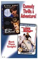 "Disney Video Posters - movies - 11"" x 17"""