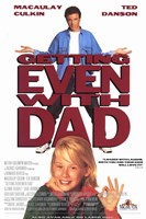 "Getting Even with Dad - 11"" x 17"" - $15.49"
