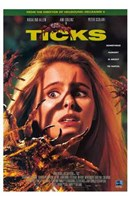 "Ticks - 11"" x 17"""