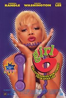 "Girl 6 - 11"" x 17"", FulcrumGallery.com brand"