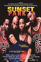 "Sunset Park - 11"" x 17"""