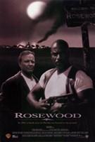 "Rosewood - 11"" x 17"""