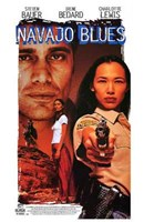 "Navajo Blues - 11"" x 17"""